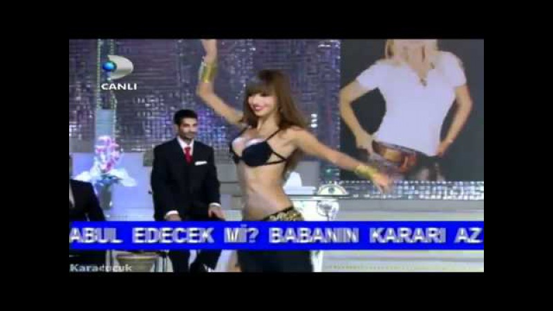 Didem Kinali on Sahran Annil 2008 - 720p HD