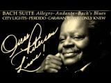 Oscar Peterson - The Bach Suite - Allegro Andante Bach's Blues - Vinyl LP
