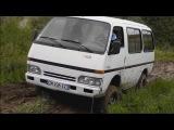 Интересные фургоны - Isuzu Midi 4x4