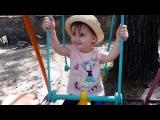 ВЛОГ Парк отдыха Развлечение для детей и взрослых Entertainment for children and adults Park recreat