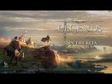 The Elder Scrolls: Legends — вступительный трейлер