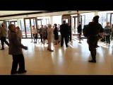 бабушка ветеран 80 лет а как танцует и выглядит! 10/05/16 БКЗ