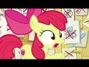 Мой маленький пони 6 сезон серия 4 (перевод Трина Дубовицкая) My Little Pony FiM (On Your Marks / Твоя судьба) (S06E4)