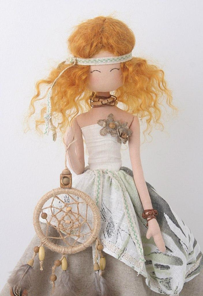 кукла златовласка