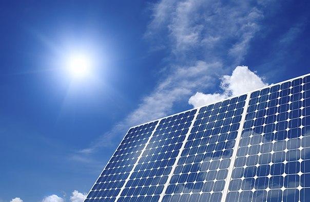 солнечный элементы зарядки