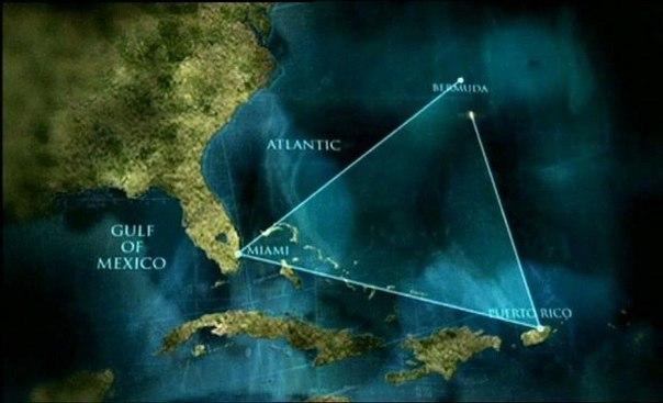 На дне Бермудского треугольника обнаружили (фото)