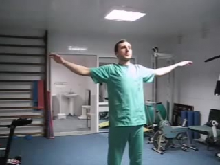 Комплекс упражнений для грудного отдела позвонка