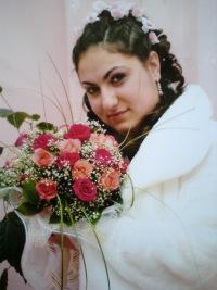 Рузанна Лёвкина, 6 января 1991, Санкт-Петербург, id117873319