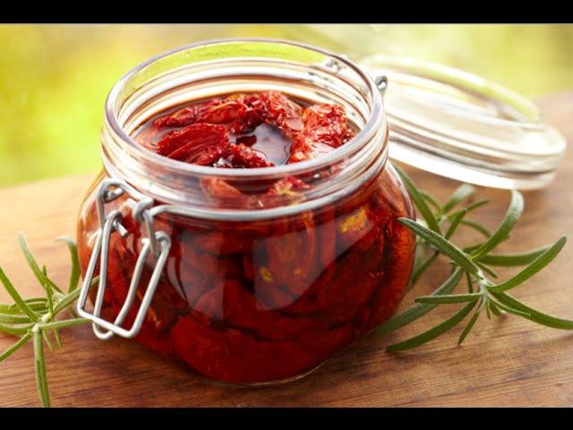 Вяленые томаты по Итальянски
