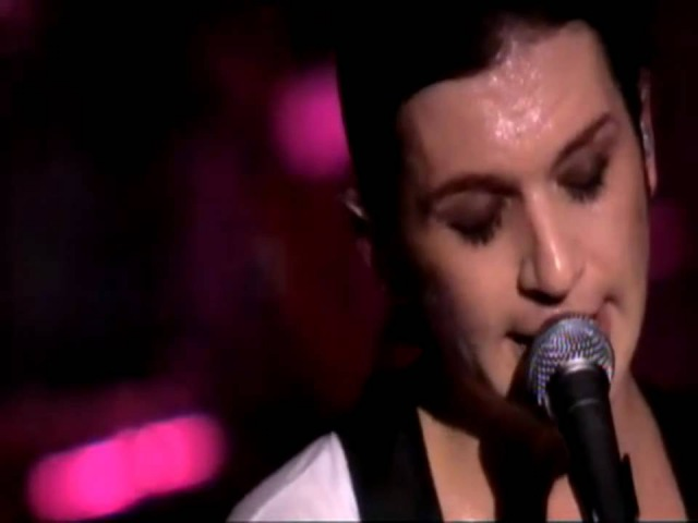 Placebo - Happy You`re Gone (live), 2 June Koninklijk Circus in Brussel - HQ 2009