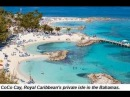 КРУИЗ частный остров Багамы Bahamas Great Stirrup Cay tour 20 03 2014