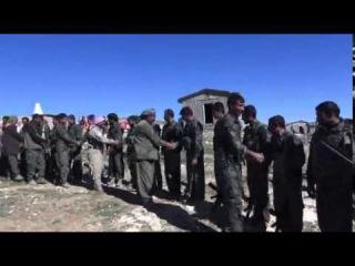 Бойцы YBŞ «Подразделения Защиты Шангала»