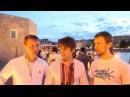 Молодые люди о Руских вечёрках на свежем воздухе