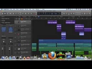 MacBook Air 2010 and Logic Pro X with 84 tracks!!!