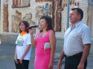 СОСНОВЫЙ 2015-3 Открытие третьей смены - 04.08.2015