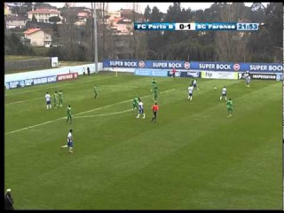 Futebol: FC Porto B-Farense, 2-1 (Segunda Liga, 29.ª jornada, 22/02/2015)