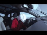 Audi quattro ice track challenge