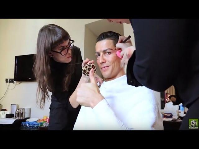 Cristiano Ronaldo se disfraza de vagabundo (Vídeo Original) HD