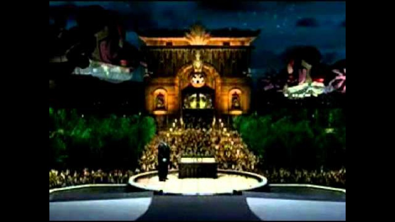 Фрагмент игры Final Fantasy - Hamid El Shaeri - Khodny bein aydeek