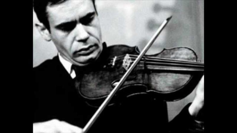 Leonid kogan Sarasate - 'Romanza andaluza' Op.22-1.wmv
