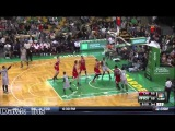 Derrick Rose Highlights vs Celtics - 21pts, 4reb, 4ast