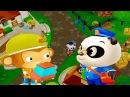 Доктор Панда Почтальон Развивающая игра для детей Dr Panda's Mailman