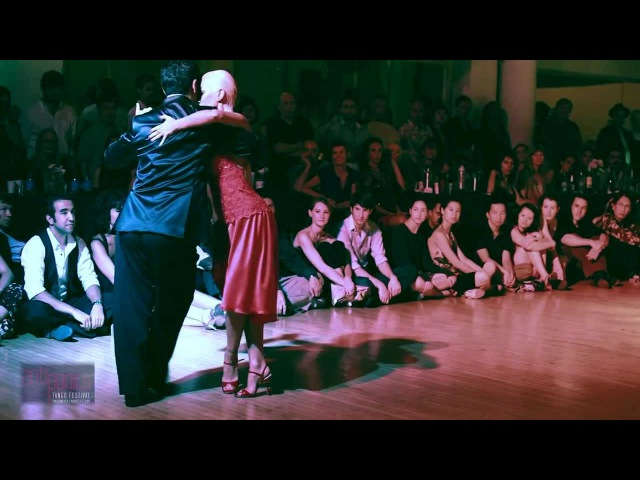Sebastian Arce Mariana Montes, Antipanico 2011, Mi Dolor by D'Arienzo / Ramos