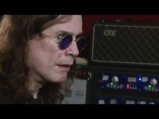 Ozzy Listening to Lost Randy Rhoads Solo