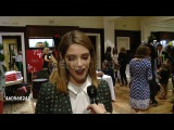 Interview with Ashley at the Brooks Brothers &amp St. Judes Hospital Christmas Party