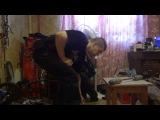 Valery Semenov / 135 kg bar / 12