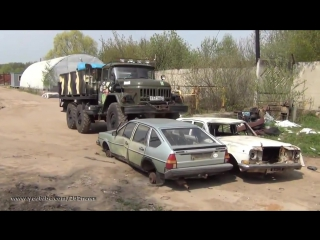 Тест - драйв ЗИЛ-131 - Test ZIL-131