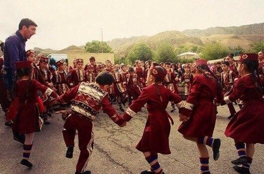 Фестиваль вина в Арени, Армения.