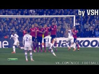 Eriksen nice free kick | vk.com/nice_football
