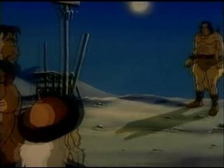 Приключения Конана-Варвара 14 серия из 65 / Conan: The Adventurer Episode 14 / Конан: Искатель Приключений 14 серия (1992 – 1993