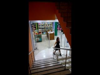 Походка по лестнице: вверх и вниз