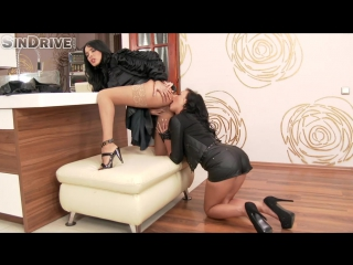 1) anissa kate, amel annoga (lipstick rockers, fully leathered and hungry for pussy, ass  world-class boobies - hallelujah!) 720