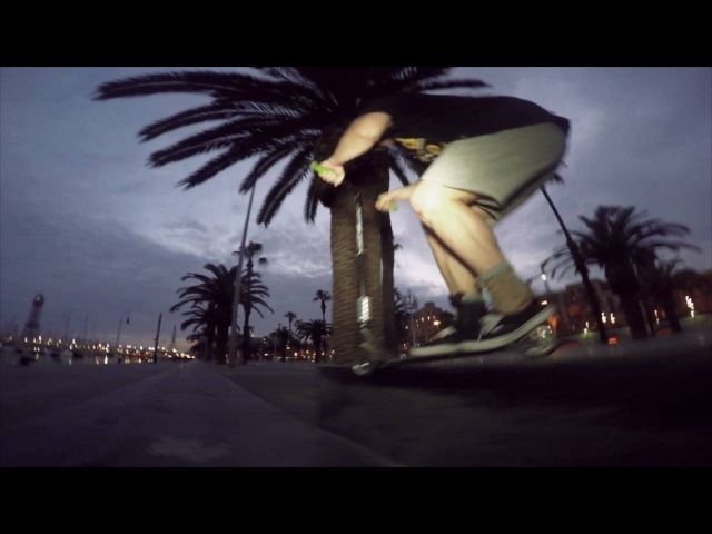 Kickmeat in Barcelona