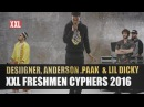 Desiigner Lil Dicky Anderson Paak's 2016 XXL Freshmen Cypher