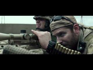 Американський снайпер (American Sniper) 2015. Український трейлер [HD]