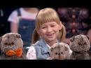 Финалисты Голос Дети 3 в программе Сегодня вечером 30.04.2016 (HD)