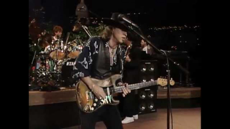 Mary Had A Little Lamb - SRV Double Trouble