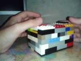 лего сейф-копилка