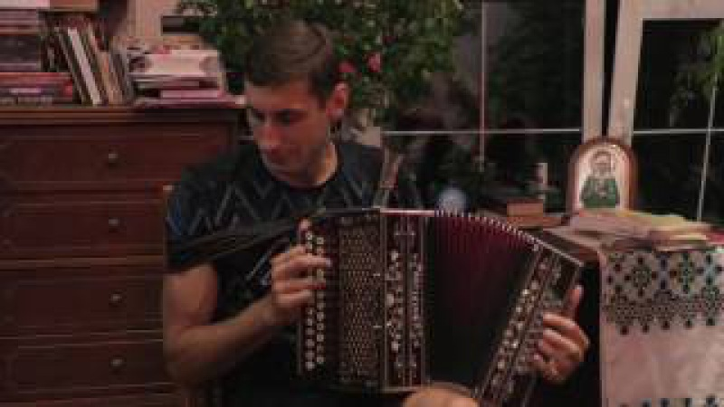 Гармонист самородок виртуоз Алексей Симонов из города Рязани