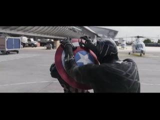 Captain America: Civil War TV Spot #5 HD New Scenes