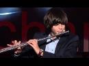 Flute Beatboxing Performance | Cosmin Cioca | TEDxBucharest