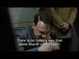 Реакция Гитлера на эпизод