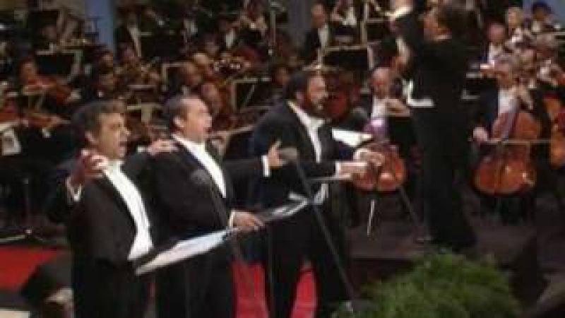 Nessun Dorma - Turandot (José Carreras, Placido Domingo Luciano Pavarotti)