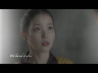 Wang So (Lee Joon Gi - 이준기) and Hae Soo (IU - 이지은 - 아이유) Moon Lovers Scarlet Heart Ryeo