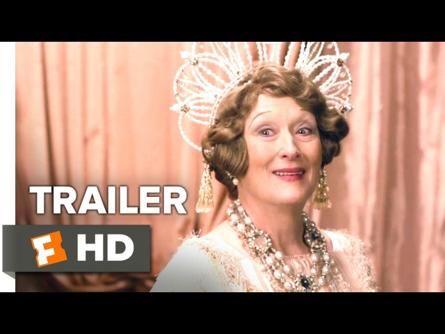 Florence Foster Jenkins Official Trailer 1 2016 Meryl Streep Hugh Grant Movie HD