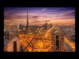 Прекрасный город Дубай - ОАЭ  The beautiful city of Dubai - United Arab Emirates OAE